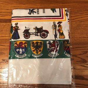 NWT Authentic German Tablecloth